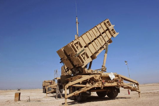 US Deploys Patriot System in Iraq to Tackle 'Another Potential Iranian Attack