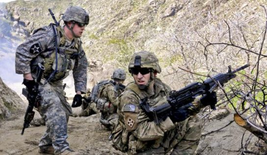 US, Afghan forces say killed Taliban governors, fighters