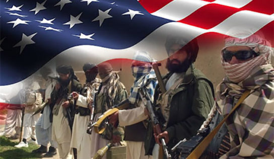 A US-Taliban Peace Deal Would Redefine the Regional Balance of Power