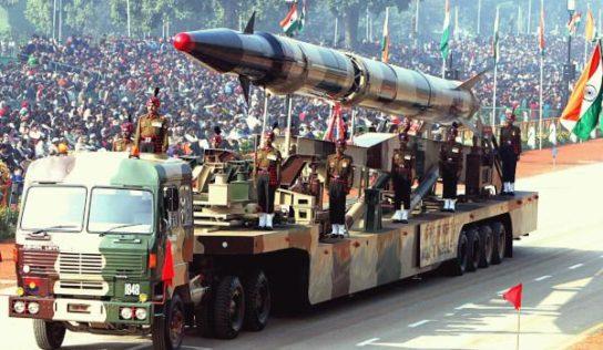 Amid Pakistani Nuke Threat, India Sends Disaster Team to France for Training