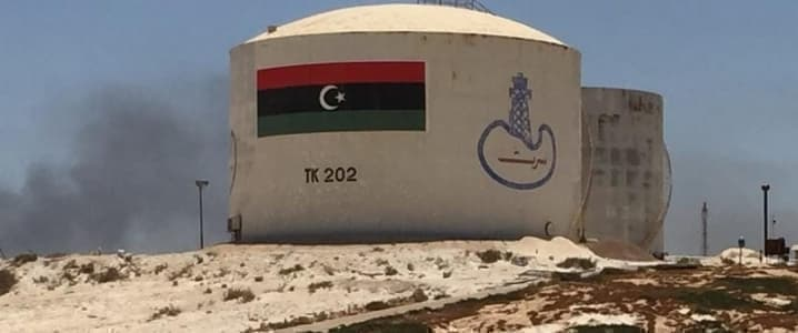 Libya's Oil Corporation Warns of Possible Fall in Oil Output Amid Disagreements With Gov't