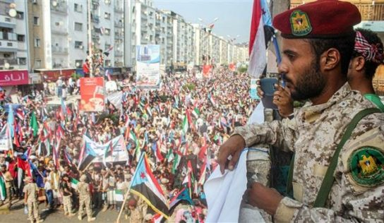 UAE coup attempt in Yemen's Socotra