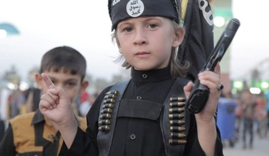 Over 100 children born to ISIS terrorists to repatriated to Turkey from Iraq