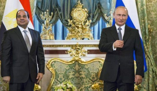 Russia offers African leaders no-strings-attached business and protection from Western pressure