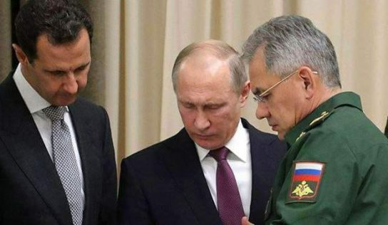 Putin Informs Assad About Details of Russia-Turkey Memorandum on Syria