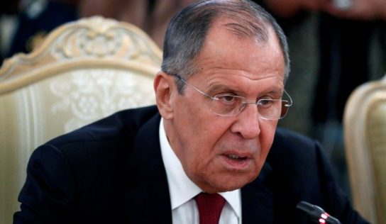 Lavrov: Initiative to set up NATO-controlled safe zone in Syria will bring 'nothing good'