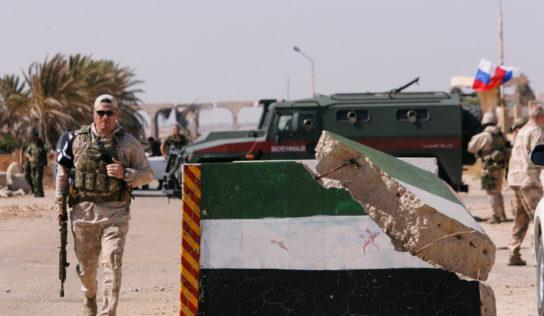 Clashes in northeastern Syria put Turkish-Russian Memorandum at risk