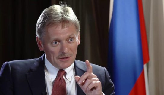 Peskov: Moscow calls for avoiding any action that hinders political solution in Syria