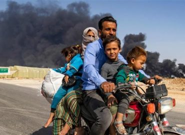 UN says Turkish offensive in north Syria displaced nearly 180,000 people
