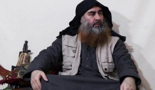 """Former CIA Agent: """"The ISIS Leader Abu Bakr Al Baghdadi Was Trained by the """"Israeli Mossad"""""""
