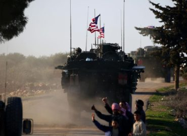 Watch Dozens of US Vehicles Slinking Out of Syria Toward Iraq Amid Trump's Partial Pullout