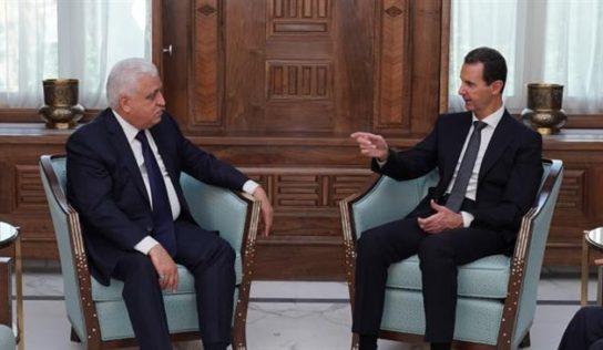 Assad:  Syria will respond through all legitimate means to Turkish aggression
