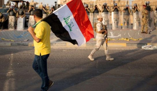 Baghdad denies firing at protesters after GRAPHIC videos of shot Iraqi demonstrators go viral