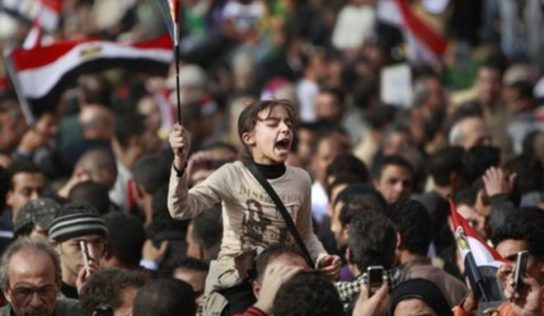 """Egyptian Protests: A US-Fuelled """"Arab Spring"""" Reboot?"""
