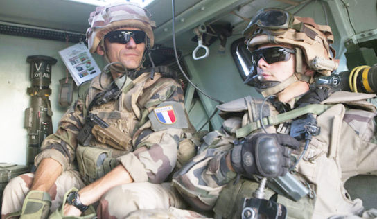 French Troops At Risk Of Being Surrounded In Syria