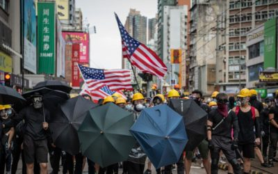 """US Now Admits it is Funding """"Occupy Central"""" in Hong Kong"""