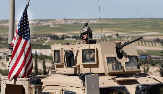 US Plans Permanent Occupation of Syrian Territory?