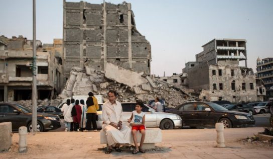 Libya was destroyed due to Western leaders' lust to continue exploiting Africa's riches