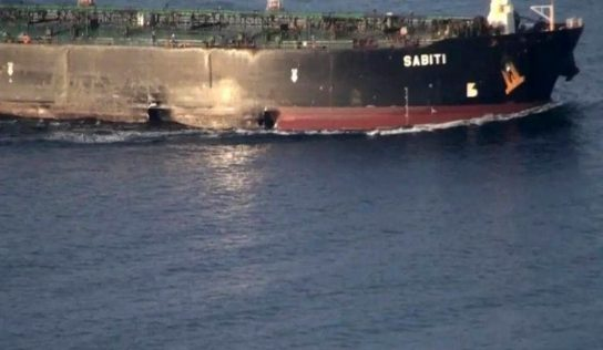 Who Is Behind The Iranian Tanker Attack?