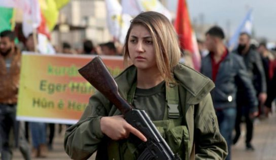Syrian Kurds 'positive' about dialogue with Syrian govt.