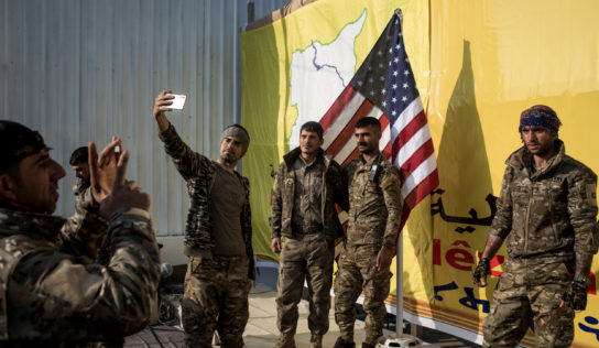 Kurds Face Stark Options after US Pullback from Northern Syria