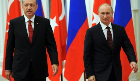 Unlawful Foreign Presence Must End in Syria – Putin After Talks With Erdogan