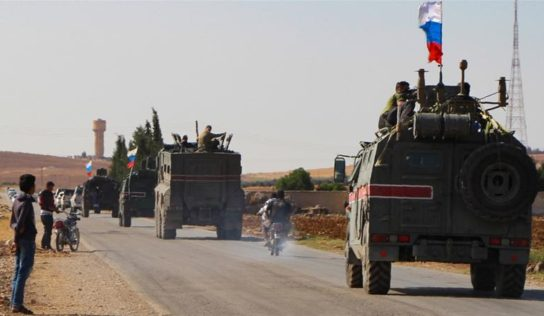 Russian, Turkish Military Start 4th Joint Patrol in Syria's North