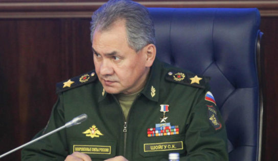 Senior diplomat rejects reports of Russians fighting in Libya