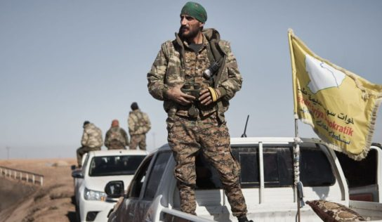 SDF Denies Turkey's Claim About Advancing To Center Of Strategic City