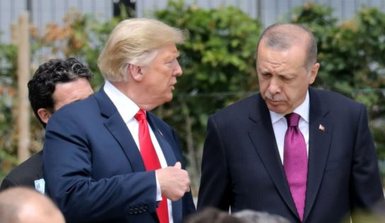 Erdogan Threatens to Close Incirlik Air Base, Used by US Forces, if Washington Imposes Sanctions