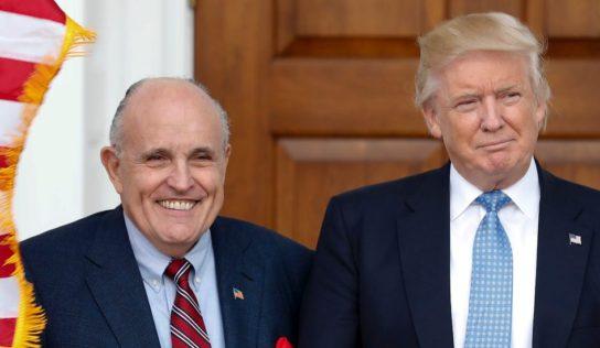 Federal Prosecutors Investigating Rudy Giuliani