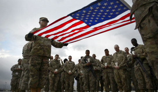 Up To 600 US Military Personnel Remain in Syria – Chairman of Joint Chiefs of Staff