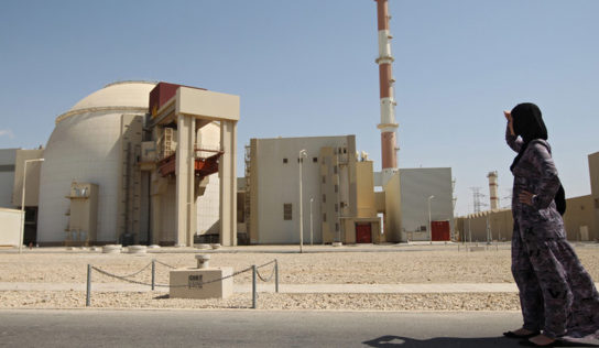Russia and Iran launch construction of new reactor at Bushehr nuclear power plant