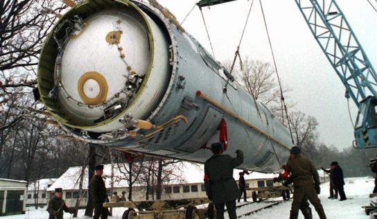 MAJOR: Russia Developing Missiles As Reciprocal Measure To US Actions