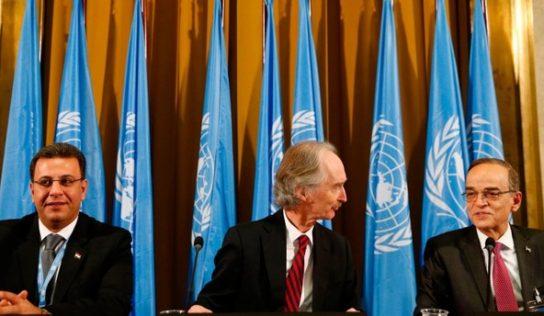Geneva is key to Syria's recovery