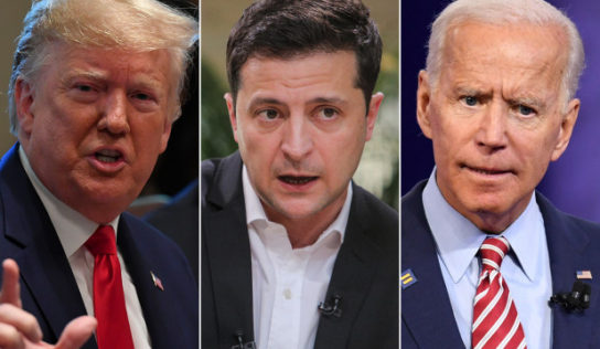 "Ukraine, Trump, and Biden – The Real Story Behind ""Ukrainegate"""