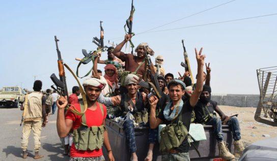 Yemeni forces size major military base in Ma'rib from Saudi-backed Hadi loyalists