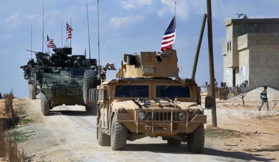 Car Bomb Explosion Target's U.S. Convoy Near Key Gas Facility In Eastern Syria