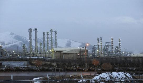 Iran Announces It Will Start Enriching Uranium to 5% at Fordow Site on 6 November