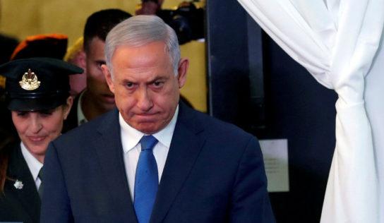5,000 Protesters in Tel Aviv Demand Netanyahu's Resignation