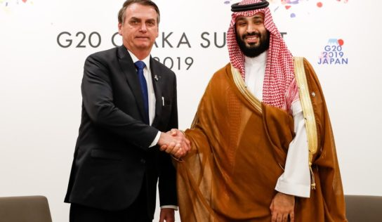 Why Saudi Arabia Offer India 10x More Investment Than Brazil