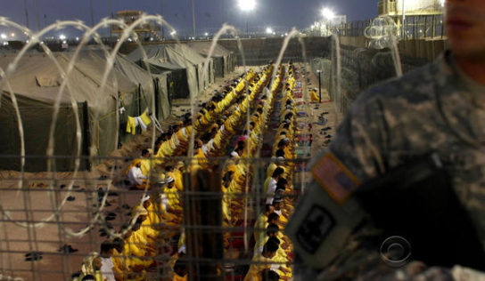UK and US forces ran secret desert prisons in Iraq after 2003 invasion