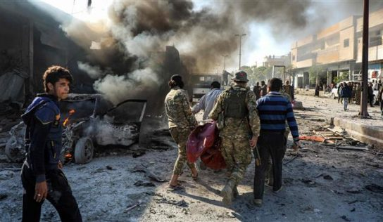 Turkey Says Its Four Soldiers Killed in Car Bombing in Syria