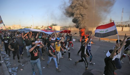 The Iraq Protest Movement: 373 Killed During November