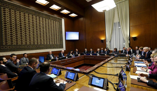Syrian Constitutional Committee's Small Group gathers for 2nd meeting in Geneva