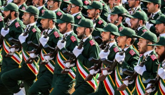 Intelligence Indicates 'Potential Iranian Attack' Against US Forces in Middle East