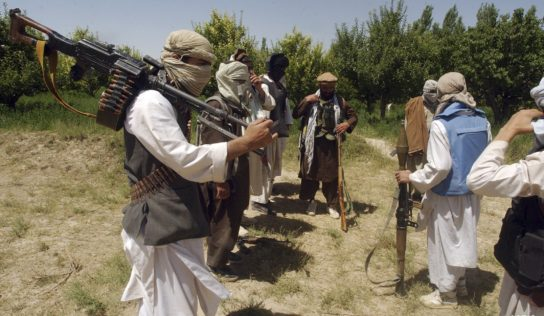 Taliban Backs A Weeklong Ceasefire In Afghanistan