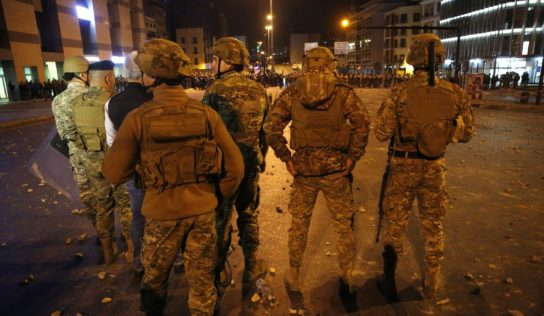 Lebanese Army Says 4 Men Detained for Attacking Bank in Tripoli