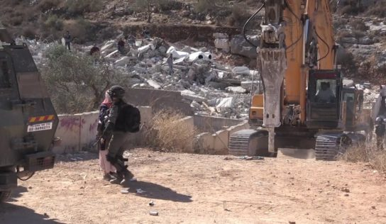 The Role of British Universities in Supporting Israel's Demolitions of Palestinian Homes