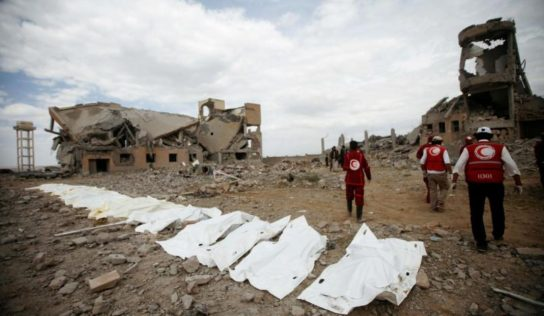 Deadly attack on Yemen market 3rd in just over month